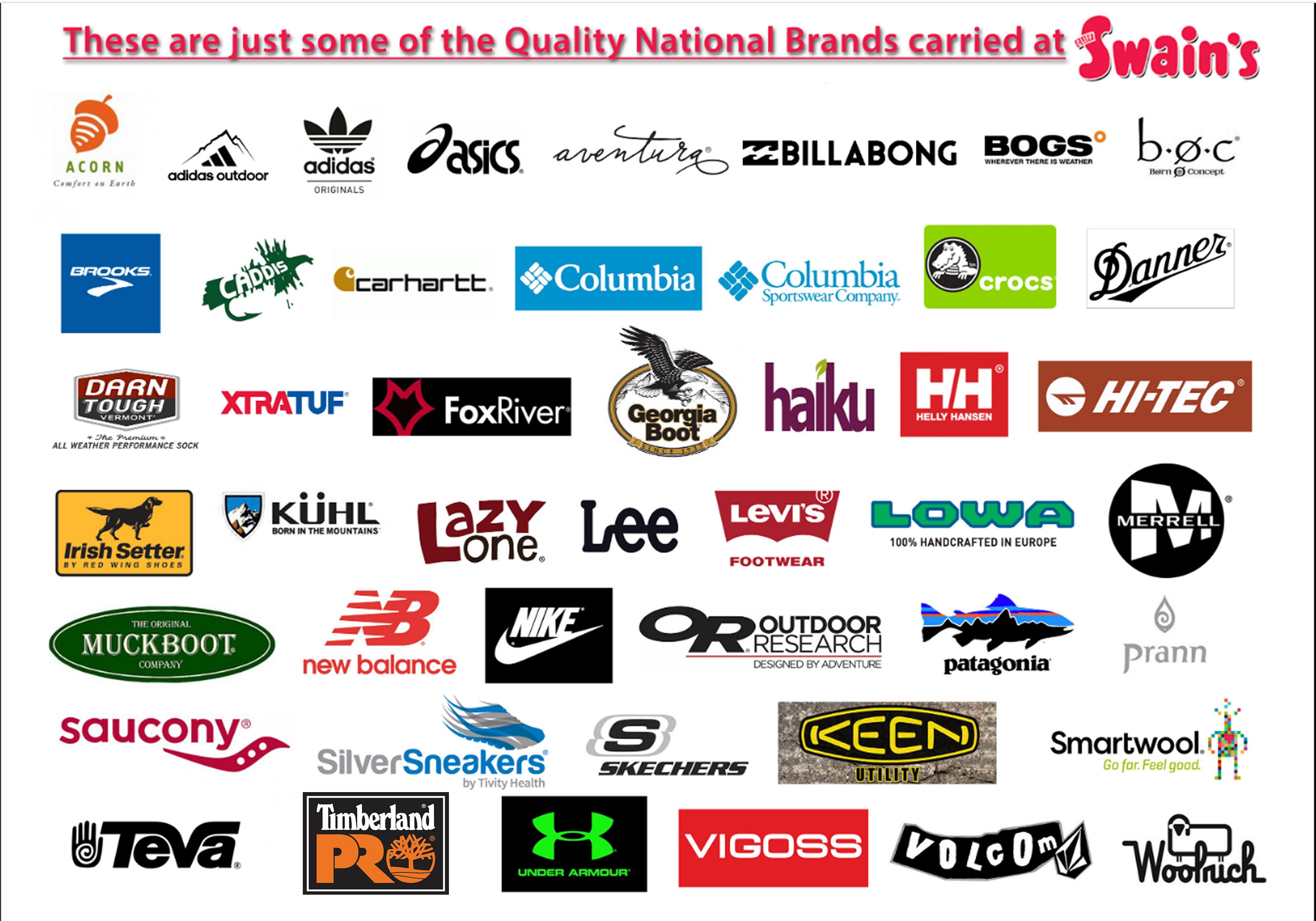 shoe brand logos bing images